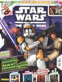 Star Wars: The Clone Wars Magazin 48