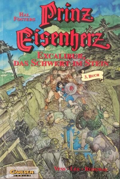 Prinz Eisenherz Excalibur (Carlsen, Br.) Nr. 1-4 kpl. (Z1)