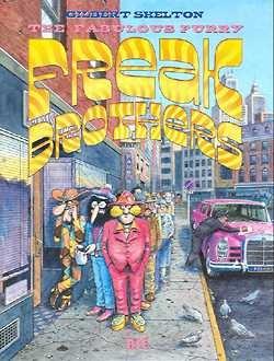 Fabulous Furry Freak Brothers 3