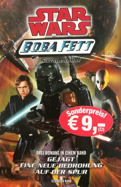Star Wars - Boba Fett Sammelband (Panini, Tb.) Nr. 1+2 kpl. (Z1-2)