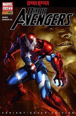 Dark Avengers (Panini, Br.) Nr. 1 Variant Cover