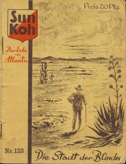 Sun Koh (Bergmann, Vorkrieg) 1.Auflage Nr. 101-150