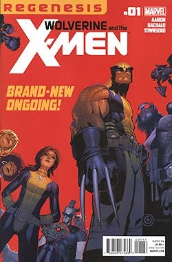 Wolverine and the X-Men 1-39