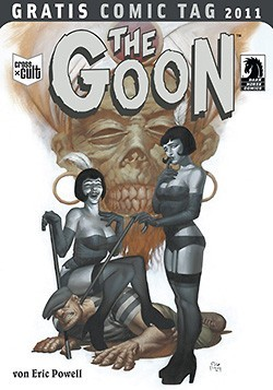 Gratis Comic Tag 2011: The Goon