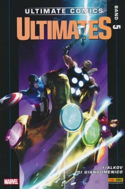 Ultimate Comics: Ultimates (2012) 5