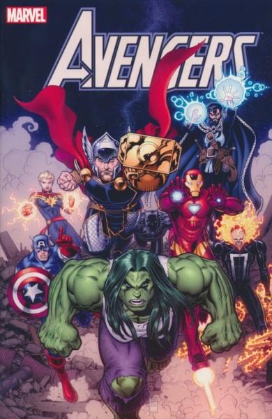 Avengers (2019) 01 Variant C Marvel-Tag