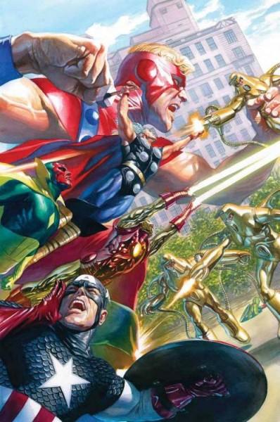 Avengers (2019) 14 Variant zum Marvel-Tag (02/20)
