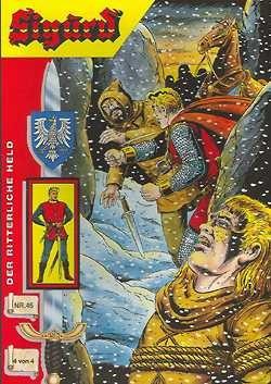 Sigurd 45 (Cover 4) limitiert