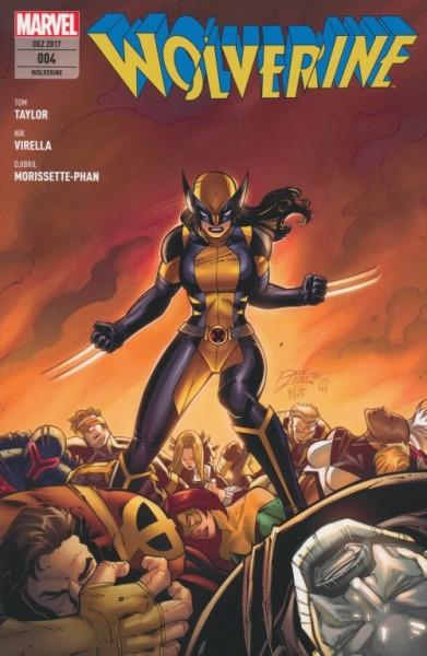 Wolverine (2016) 4