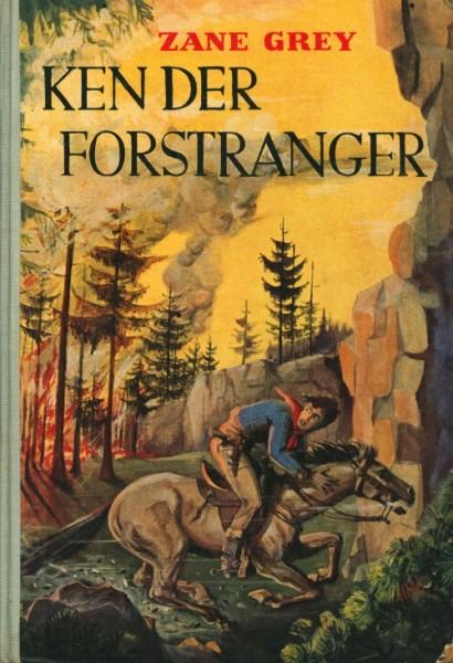 Grey, Zane Leihbuch Ken der Forstranger (Awa)