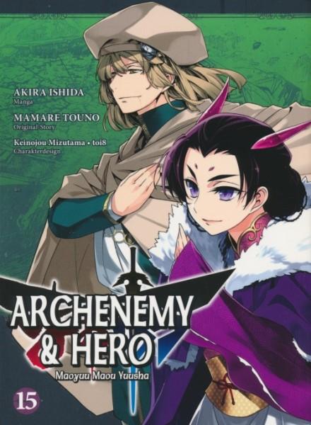Archenemy & Hero 15