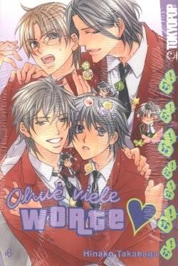 Ohne viele Worte (Tokyopop, Tb.) Limited Edition mit Booklet Nr. 4,6