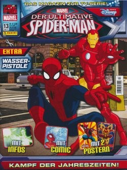 Ultimative Spider-Man Magazin 13