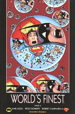 Batman & Superman (Carlsen, Br.) World's Finest Nr. 1-6