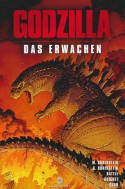 Godzilla (Crosscult, Br.) Das Erwachen