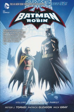 Batman and Robin (2011) Vol.3 Death of the Family SC