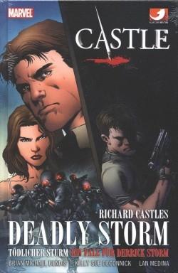 Castle Comicband - Ein Fall für Derrick Storm 1