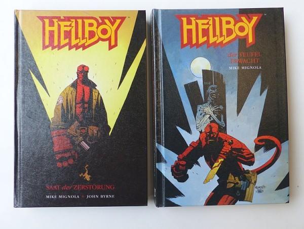 Hellboy (Cross Cult, B, 2006) Nr. 1-17 zus. (Z0-1)