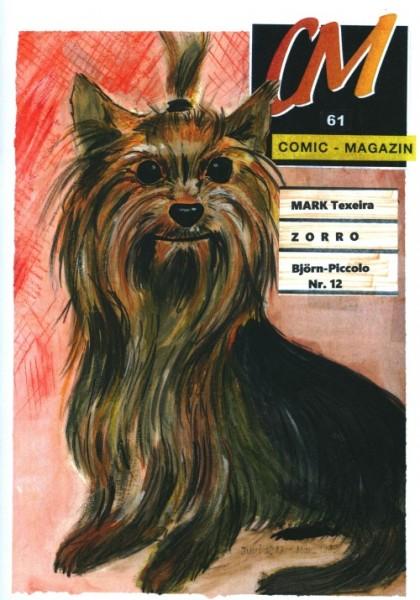 Comic Magazin 61