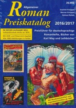 Roman Preiskatalog 2016 SC