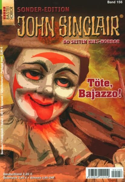 John Sinclair Sonder-Edition 156