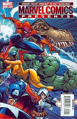 Marvel Comics Presents (`07) 1-10