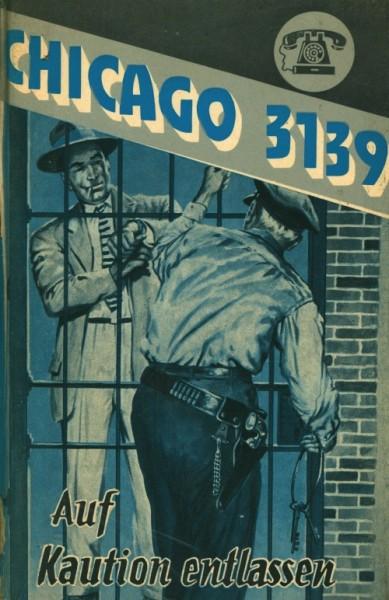 Chicago 3139 Leihbuch Auf Kaution entlassen (Bethke)