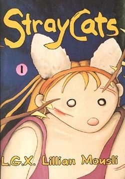 Stray Cats (Jochen Enterprises, Kb.) Nr. 1-4
