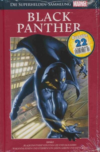Marvel Superhelden Sammlung 22: Black Panther