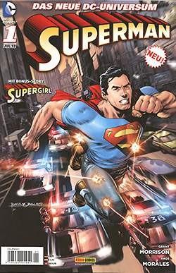 Superman (2012) 01