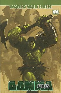 World War Hulk Gamma Files