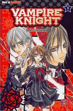 Vampire Knight (Carlsen, Tb.) Nr. 1-13 zus. (Z2)