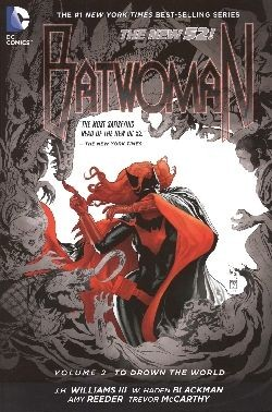 US: Batwoman: To Drown the World HC