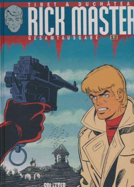 Rick Master - Gesamtausgabe 12