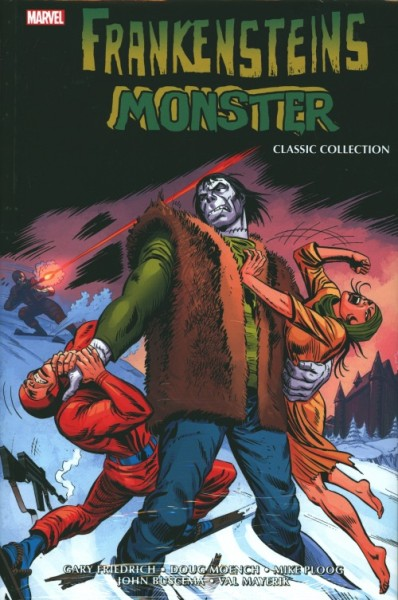 Frankensteins Monster Classic Collection
