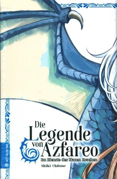 Legende von Azfareo (Altraverse, Tb.) Im Dienste des blauen Drachen Nr. 9 Im Sammelschuber