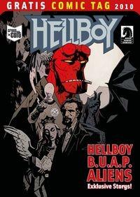 Gratis Comic Tag 2010: Hellboy B.U.A.P. Aliens
