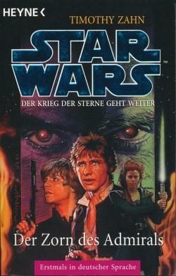 Star Wars - Hand von Thrawn (Heyne, Tb.) Nr. 1-3 kpl. (Z0-2)