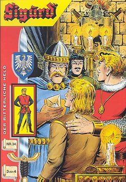Sigurd 34 (Cover 3) limitiert