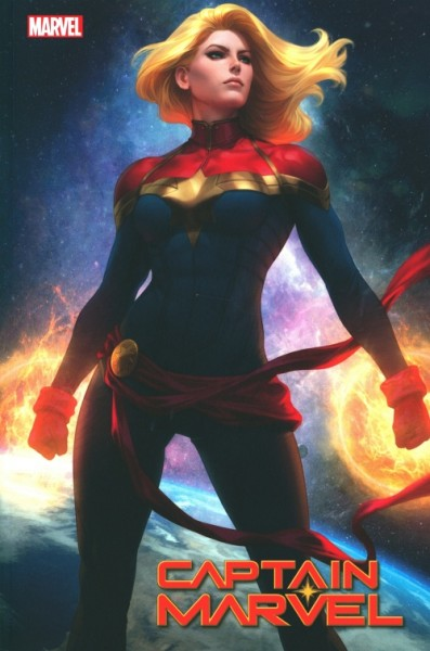 Captain Marvel (2020) 01 Variant