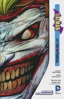 Batman (2012) Paperback 3 SC