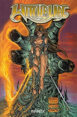 Witchblade Sammelband 1 Hardcover