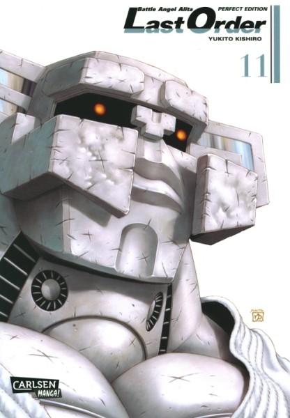 Battle Angel Alita: Last Order Perfect Edition (Carlsen, Tb.) Nr. 11