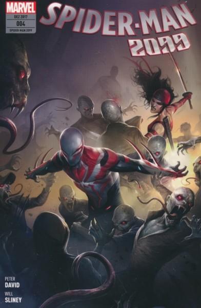 Spider-Man 2099 (2016) 4