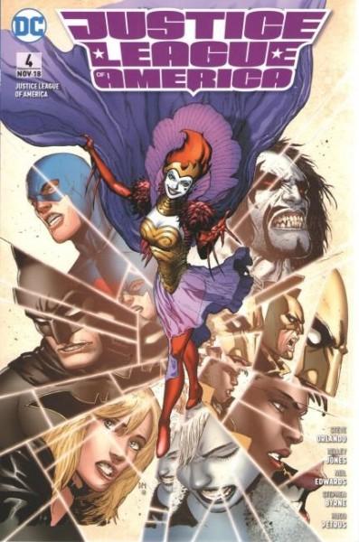 Justice League of America (2017) 4