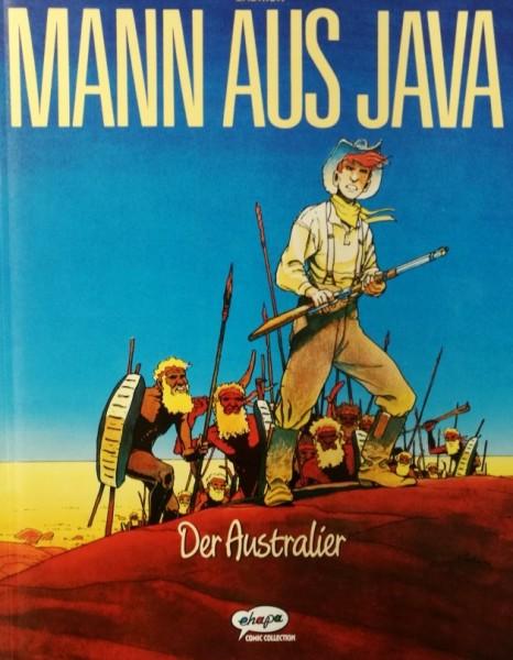 Mann aus Java (Ehapa, Br.) Nr. 1-2
