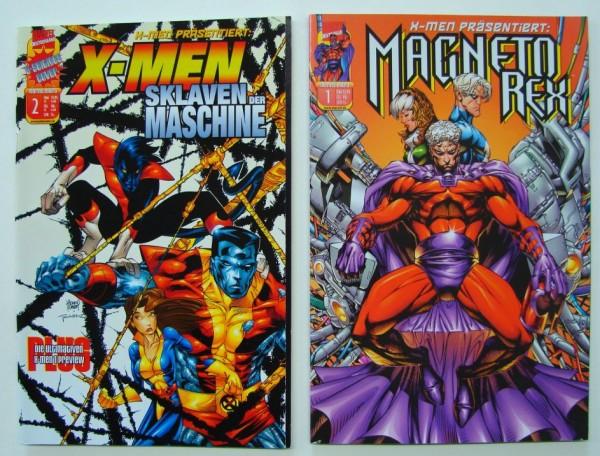 Marvel Extra (Panini, Gb) Nr. 1-16 kpl. (Z1-2)