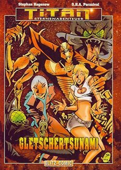 Titan Sternenabenteuer Comic 1
