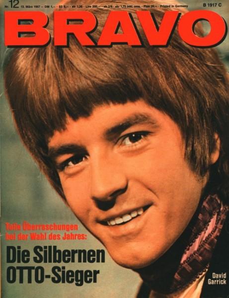 Bravo Jahrgang 1967 Nr. 1-53
