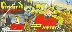 Sigurd Piccolo-Set Neu (211-212)